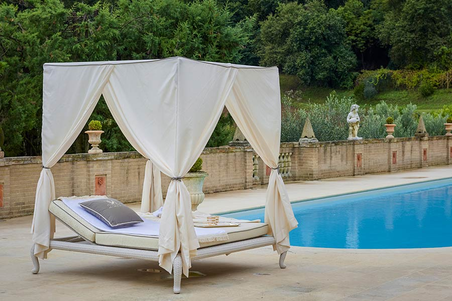 Effectively shade an outdoor patio -  Canopy