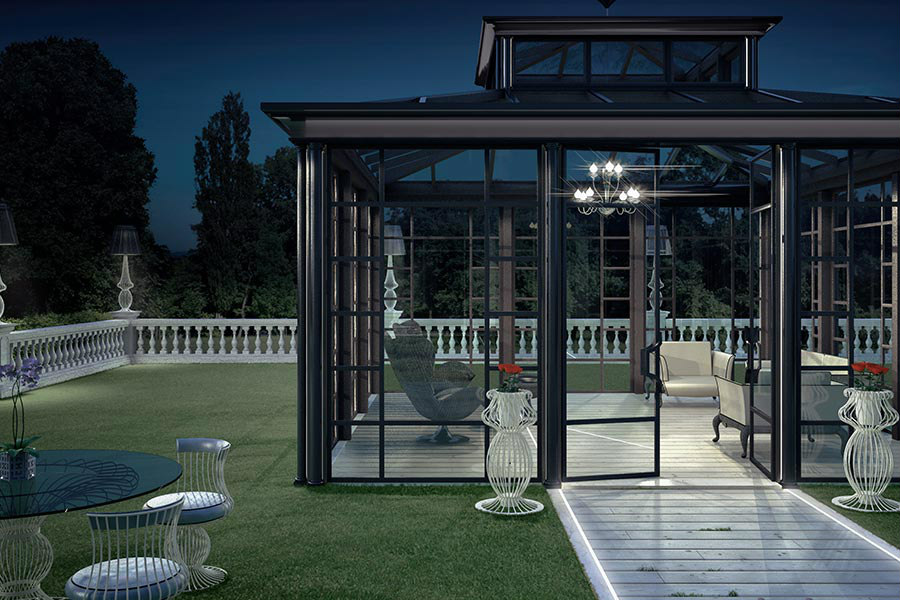 How to improve outdoor spaces with luxury conservatories-2