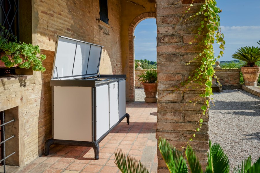 Luxury outdoor kitchen ideas: DFN selection 12
