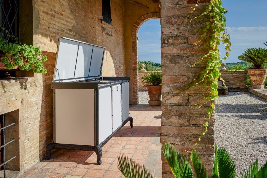 Luxury outdoor kitchen ideas: DFN selection 12