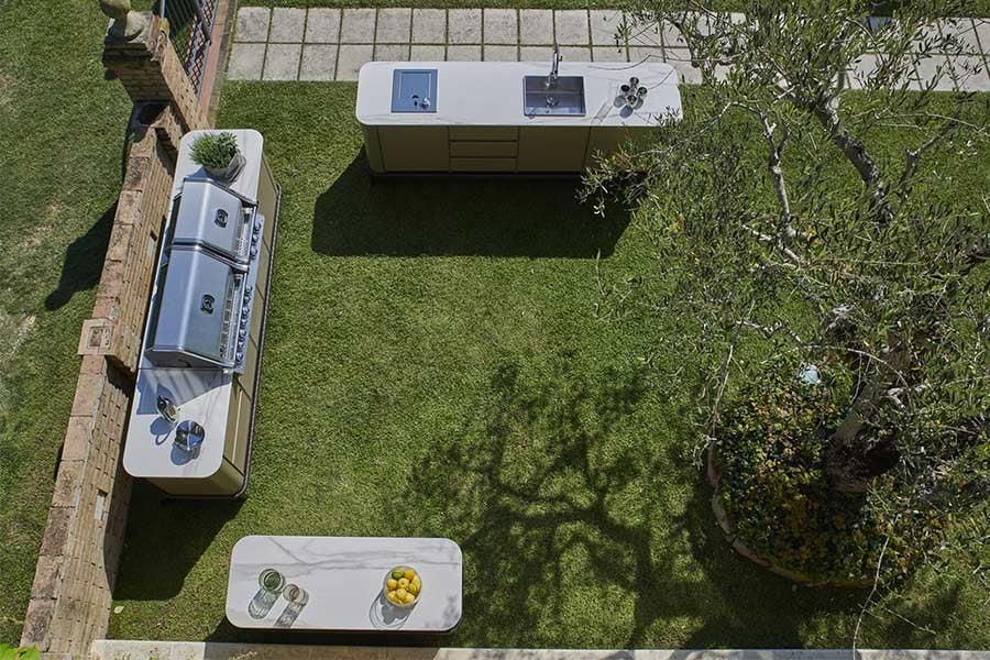 Luxury outdoor kitchen ideas: DFN selection 3