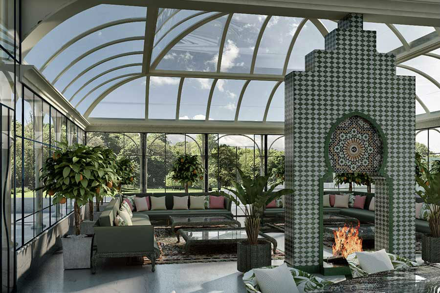 Top benefits of a steel and glass Conservatory 1