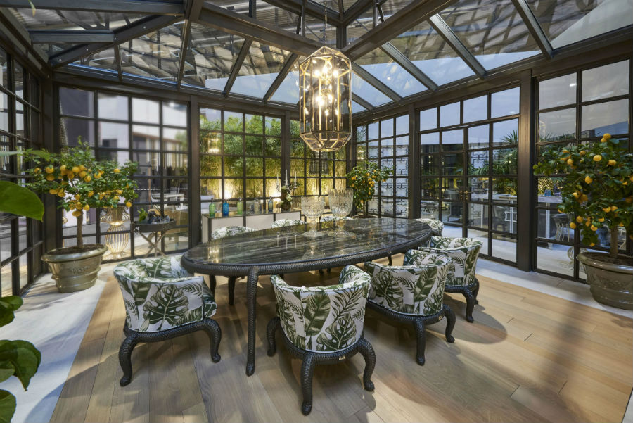 Top benefits of a steel and glass Conservatory 4