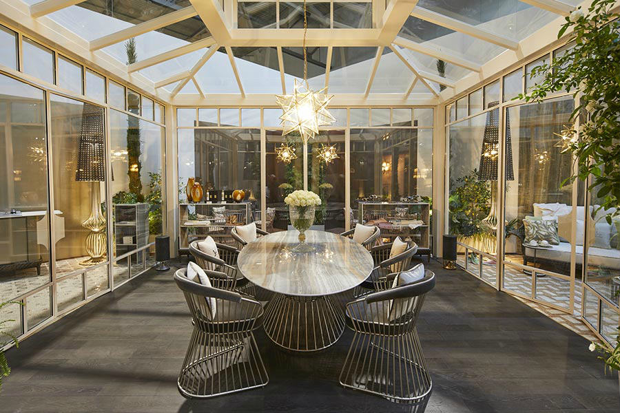 Top benefits of a steel and glass Conservatory 8