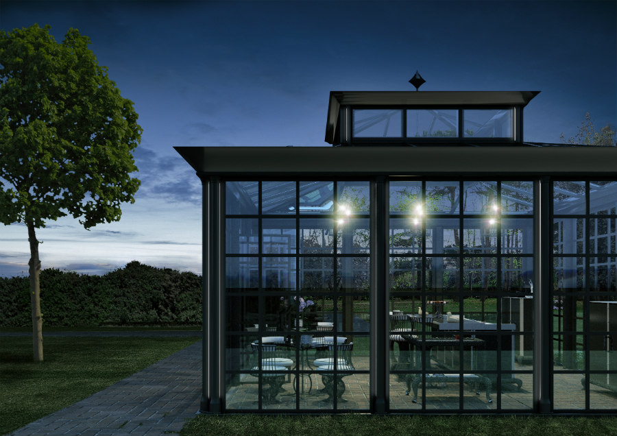 Top benefits of a steel and glass Conservatory