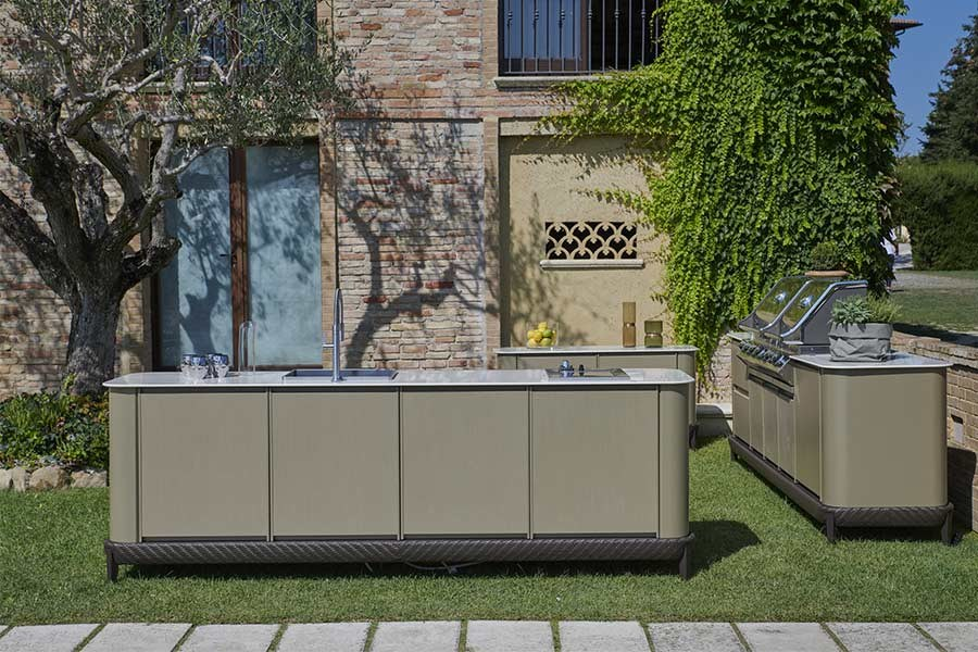 Luxury outdoor kitchen ideas: DFN selection 4