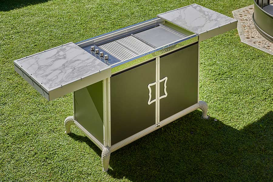 Create an elegant outdoor space with DFN outdoor kitchens 9