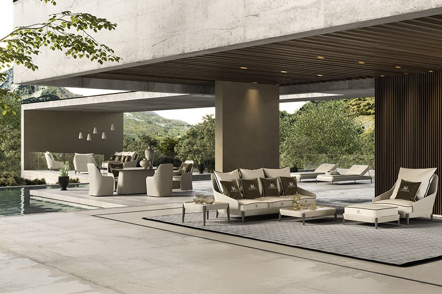 Designing an elegant outdoor space with DFN: discover our collections 4