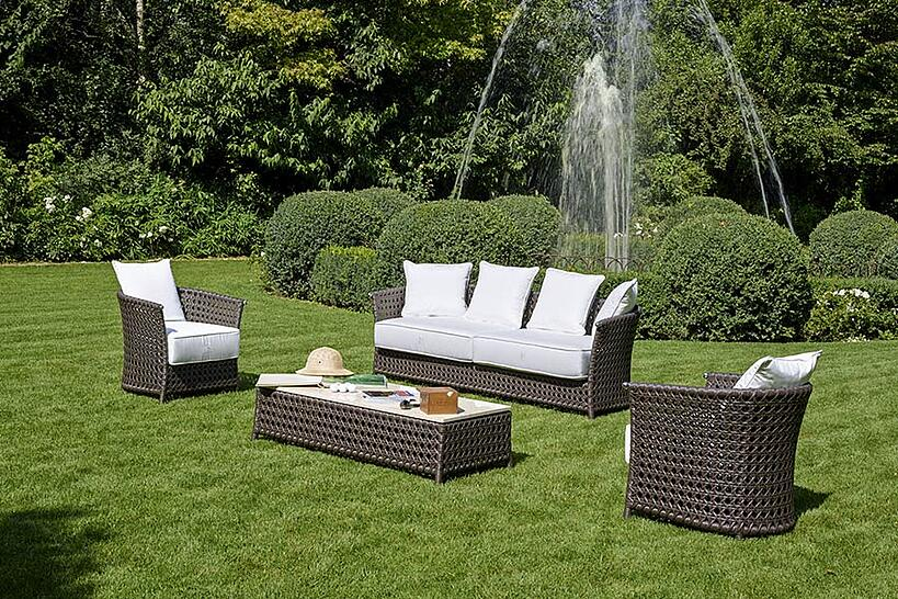 Outdoor furniture materials: the ultimate guide 2