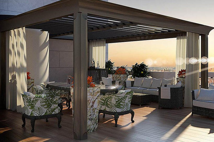 Designing an elegant outdoor space with DFN: discover our collections 2