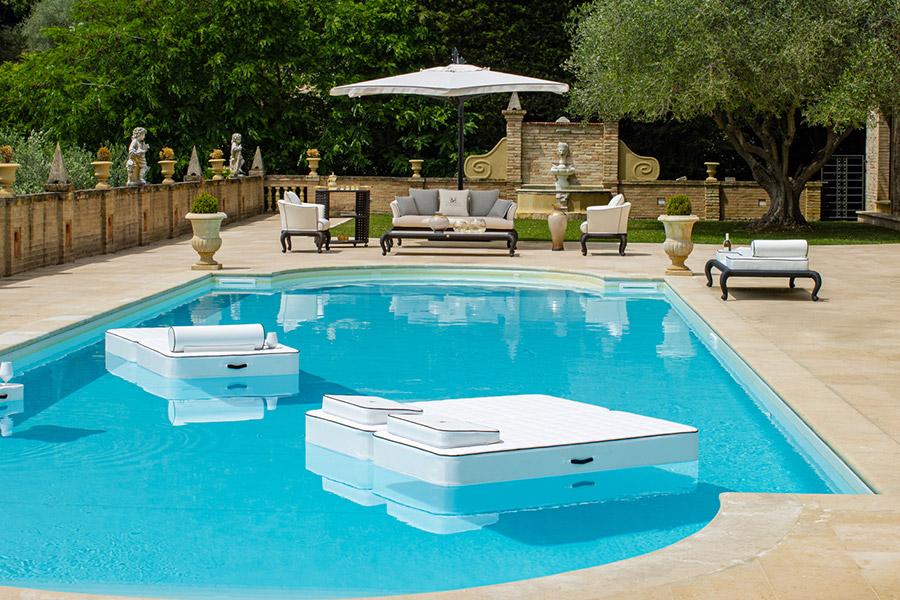 Unique outdoor furniture ideas for your clients' patios