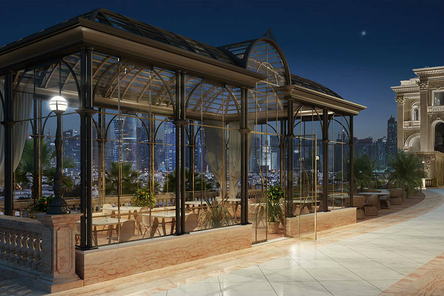 3 Mechanical systems that can be used to cool or heat a conservatory